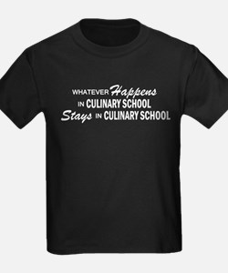 Whatever Happens - Culinary School T