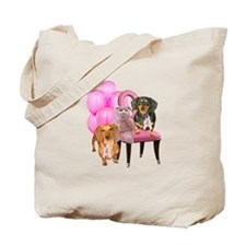 Cure Doxies Tote Bag