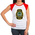 Colonial Heights Police Women's Cap Sleeve T-Shirt