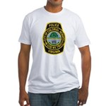 Colonial Heights Police Fitted T-Shirt