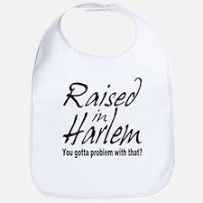 Harlem, new york Bib