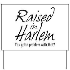 Harlem, new york Yard Sign