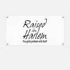 Harlem, new york Banner