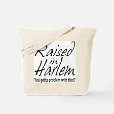 Harlem, new york Tote Bag