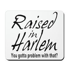 Harlem, new york Mousepad