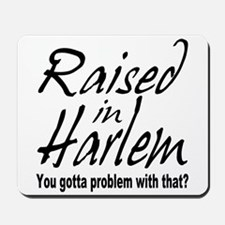 Harlem, new york Mousepad