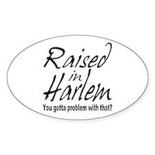 Harlem, new york Decal