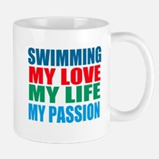 Swimming, My Passion Mug