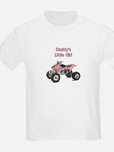 Daddy's Little Girl ATV T-Shirt