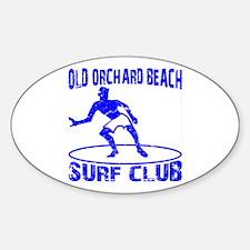 Surf Club Decal