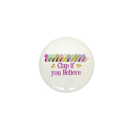 I Believe in Fairies Mini Button (10 pack)