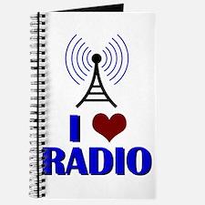 I Love Radio Journal