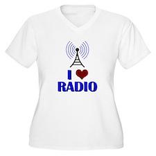 I Love Radio T-Shirt