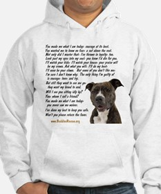 Only Thing, Pit Bull - Hoodie