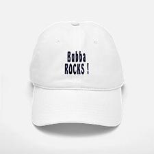 Bubba Rocks ! Baseball Baseball Cap