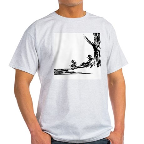 Mountain Man Light T-Shirt