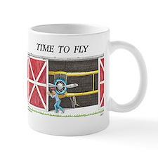 Time to Fly Mug