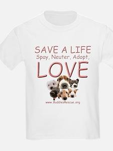 Spay Neuter Adopt - T-Shirt