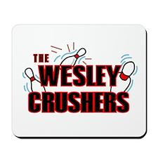 Wesley Crushers Mousepad