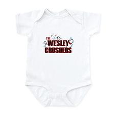 Wesley Crushers Infant Bodysuit