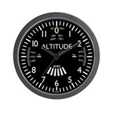 Aviation Wall Clocks
