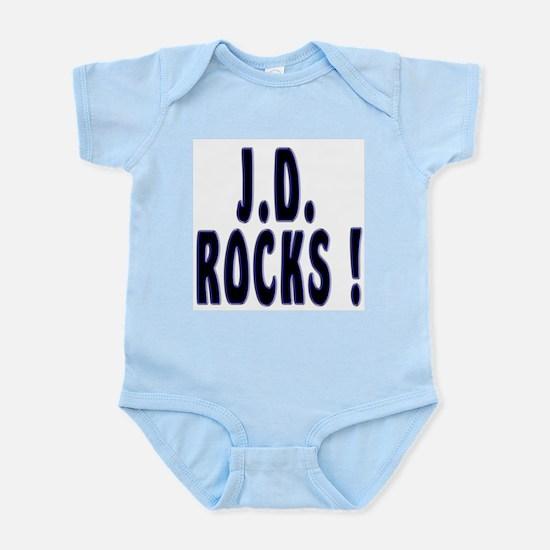 J.D. Rocks ! Infant Creeper