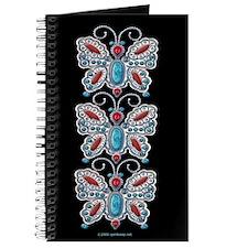 Silver Butterfly Journal