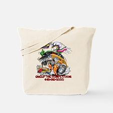 Cute Dragway Tote Bag