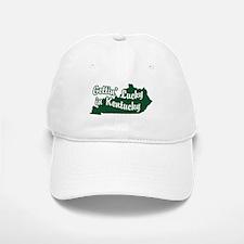 Gettin' Lucky in Kentucky Baseball Baseball Cap