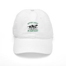 Gettin' Lucky in Kentucky Baseball Cap
