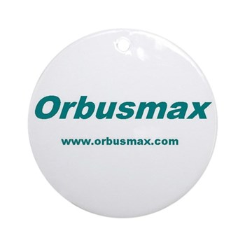 Orbusmax (www.Orbusmax.com) Ornament (Round)