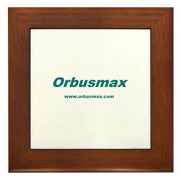 Orbusmax (www.Orbusmax.com) Framed Tile