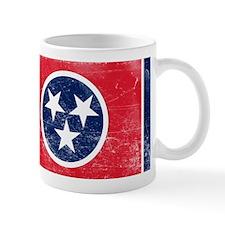 Vintage TN State Flag Mug
