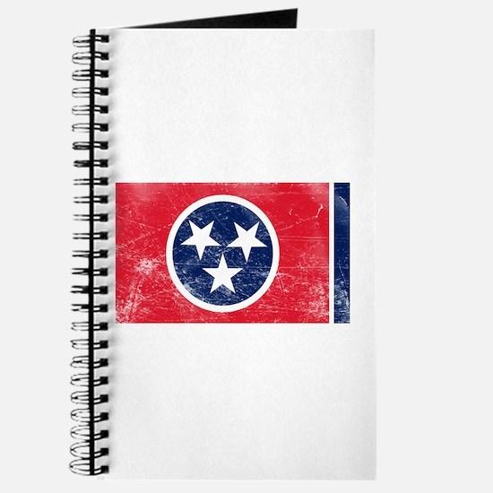 Vintage TN State Flag Journal