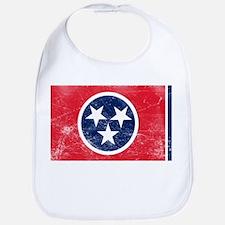 Vintage TN State Flag Bib