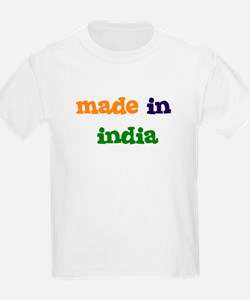 Made in India Kids T-Shirt