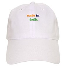 Made in India Baseball Cap