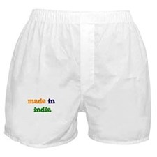 Made in India Boxer Shorts