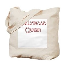Bollywood Queen Tote Bag