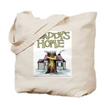 Daddy's Home Yellow Ribbon Tote Bag