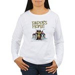 Daddy's Home Yellow Ribbon Women's Long Sleeve T-S