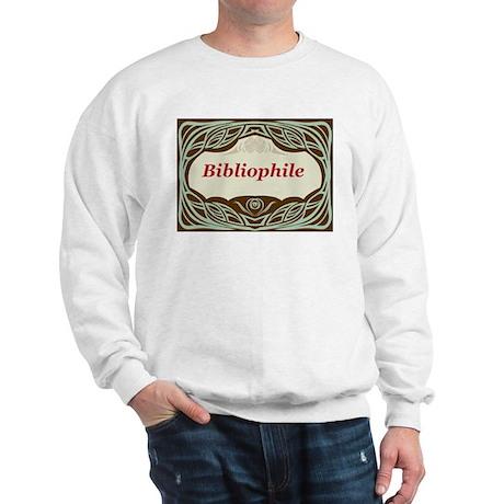 Bibliophile 3 Sweatshirt