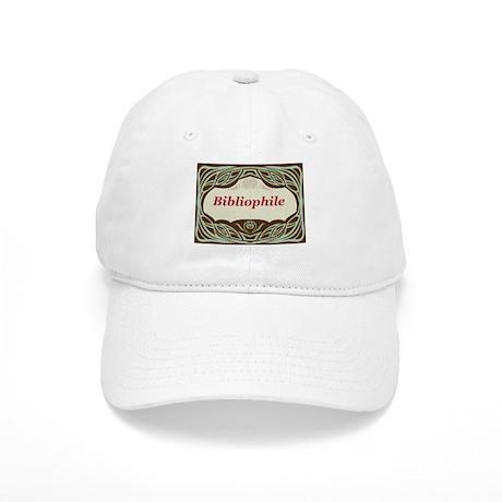Bibliophile 3 Cap
