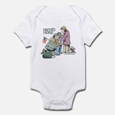 Daddy's Home! Infant Bodysuit