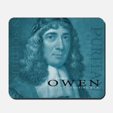 Puritan Preacher - John Owen (Mousepad)