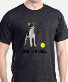Toy Fox Terrier Life T-Shirt