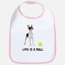Toy Fox Terrier Life Bib