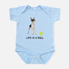 Toy Fox Terrier Life Infant Bodysuit