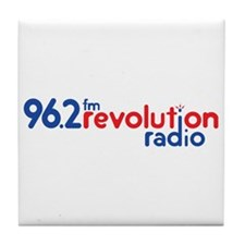 Cute 96.2 revolution steve penk radio station uk Tile Coaster
