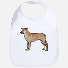 Chinook Dog Baby Bib